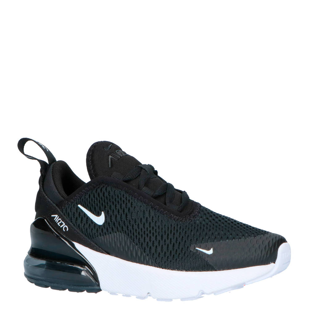 Nike  Air Max 270 (PS) sneakers, Zwart/wit/antraciet