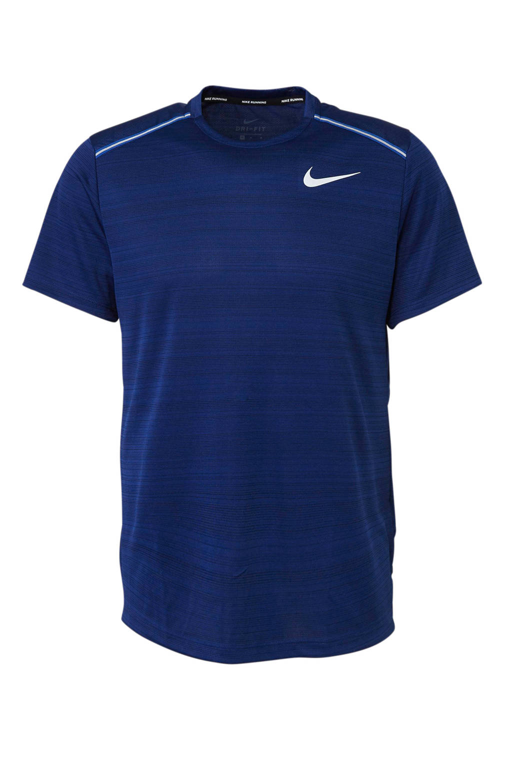 Nike   sport T-shirt donkerblauw, Donkerblauw