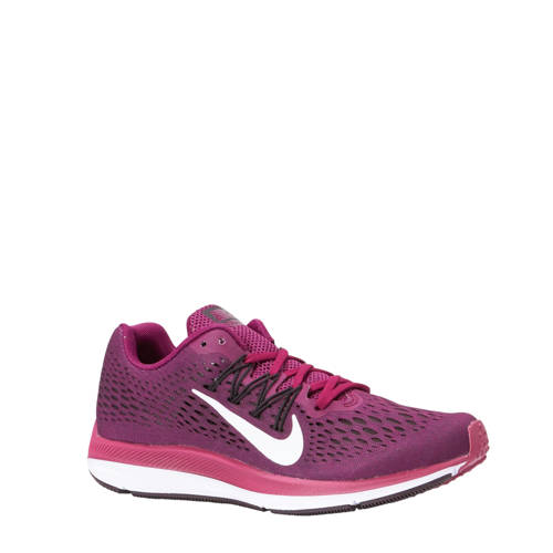 Nike Zoom Winflo 5 hardloopschoenen paars