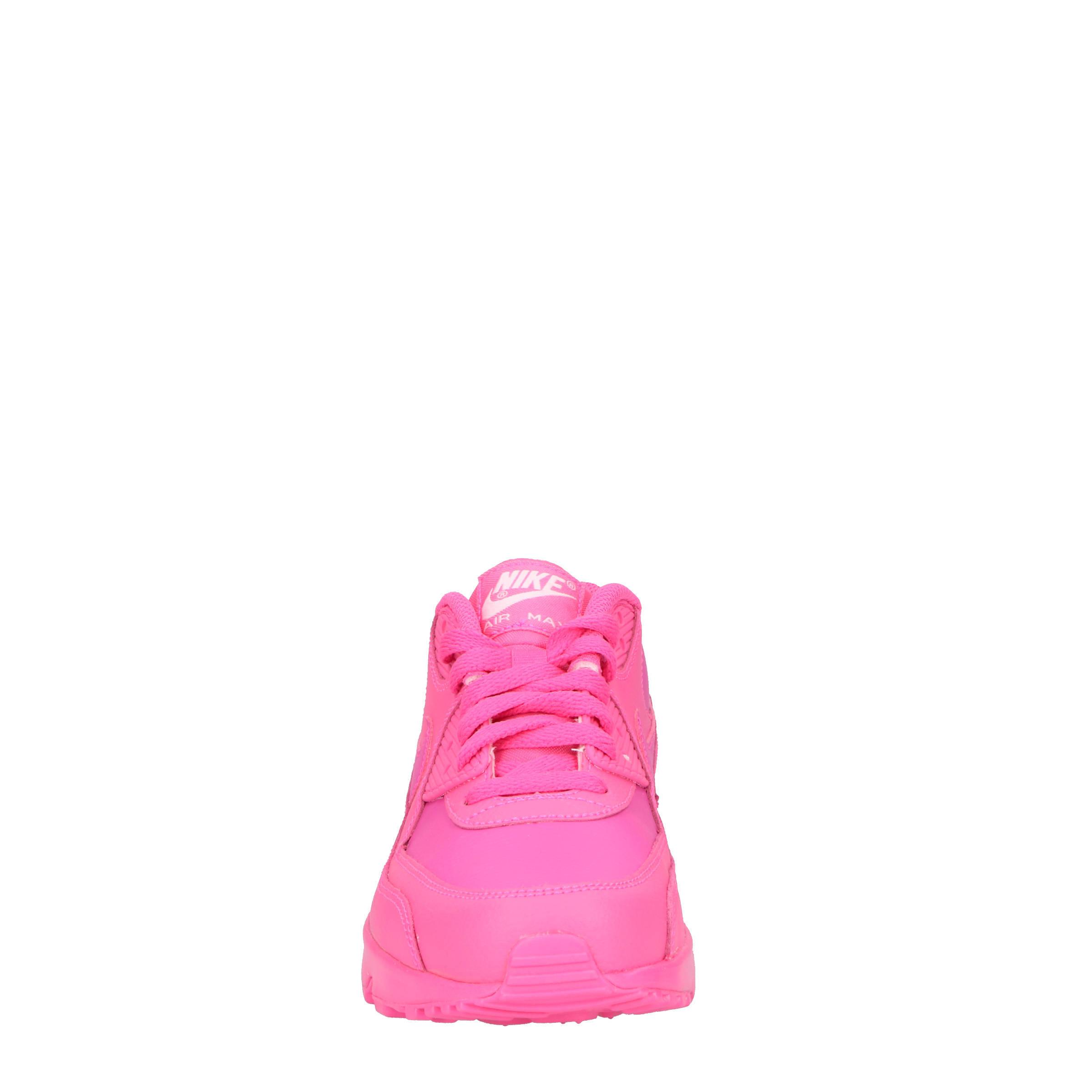 Nike Air Max 90 Ltr sneakers fuchsia | wehkamp