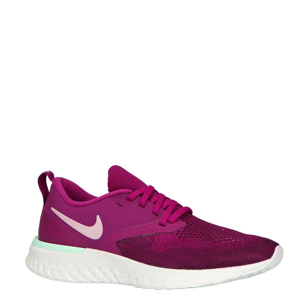 Nike   W Odyssey React hardloopschoenen paars, Paars/Aubergine