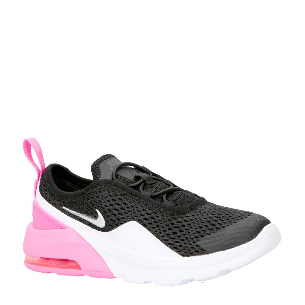 dd24823328a Nike Air Max Motion 2 sneakers zwart grijs roze