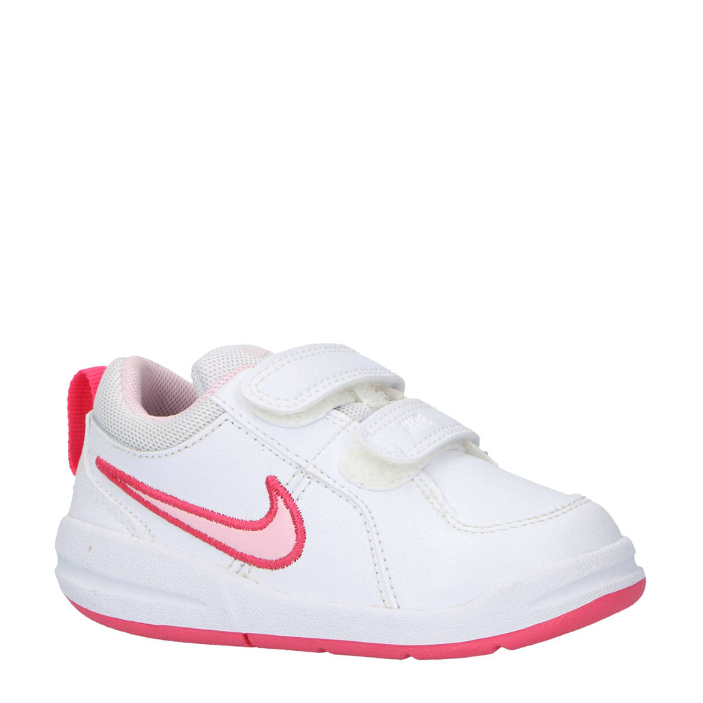 Nike  Pico 4 (TDV) sneakers, Wit/roze