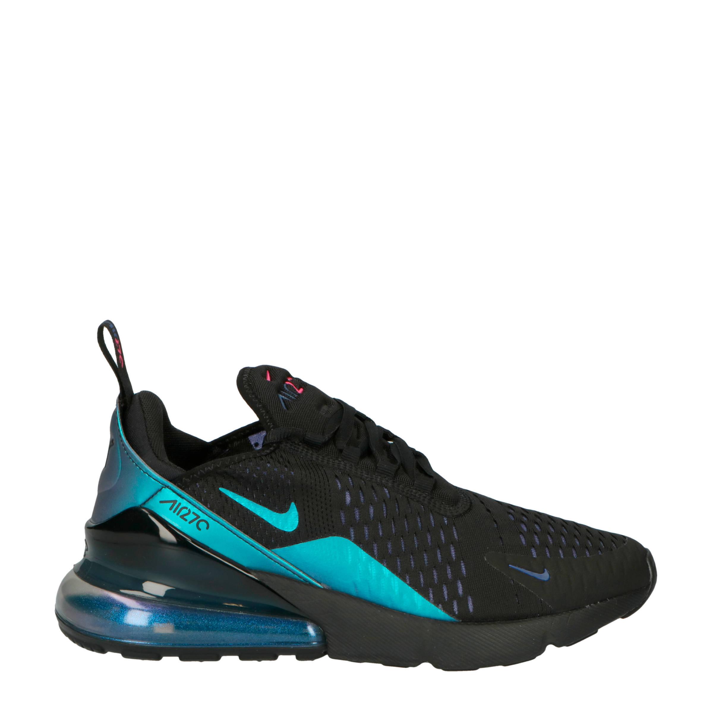 Psiquiatría ¿Cómo Formación  Nike Air Max 270 sneakers zwart/paars | wehkamp