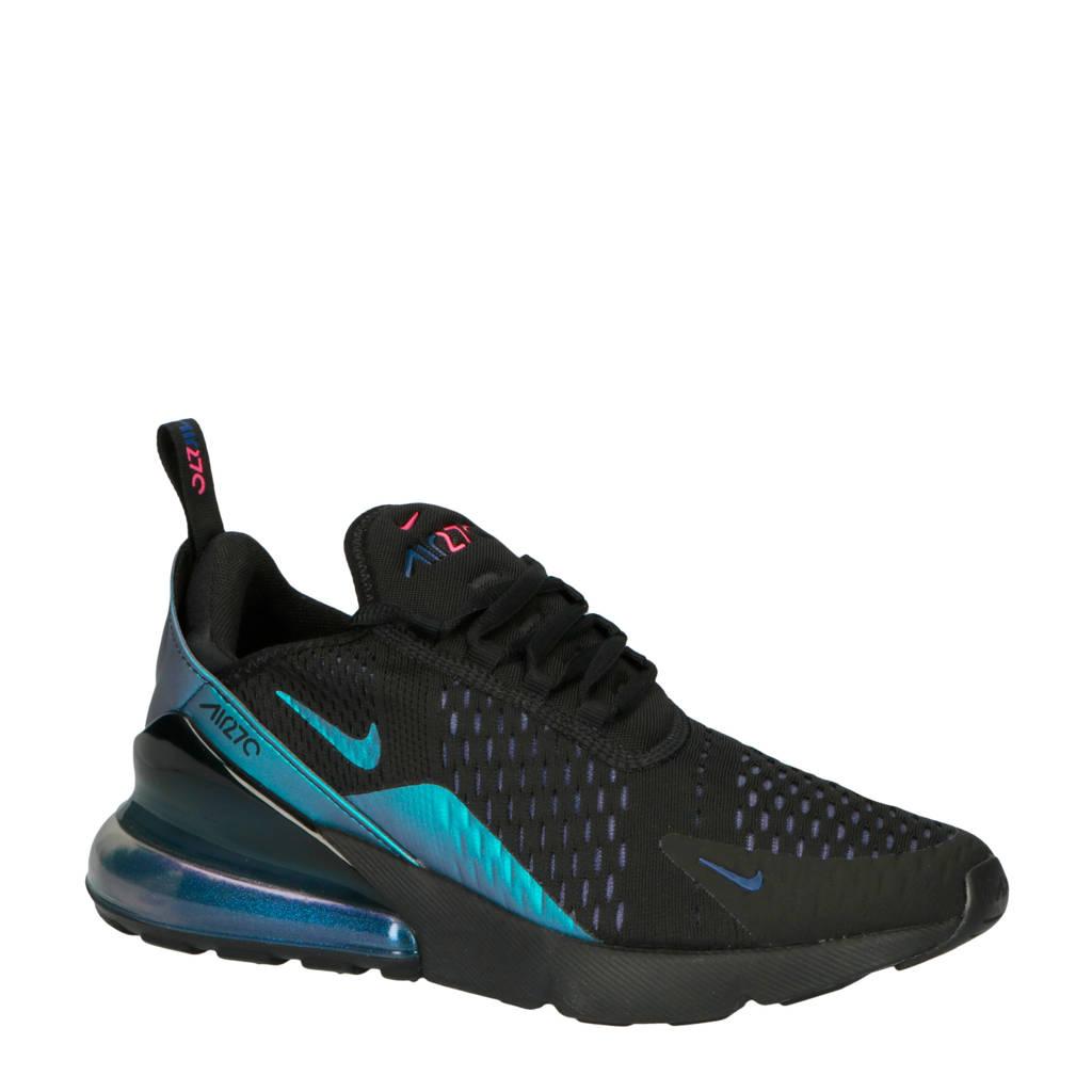 Nike Air Max 270 sneakers zwart/paars, Zwart/paars