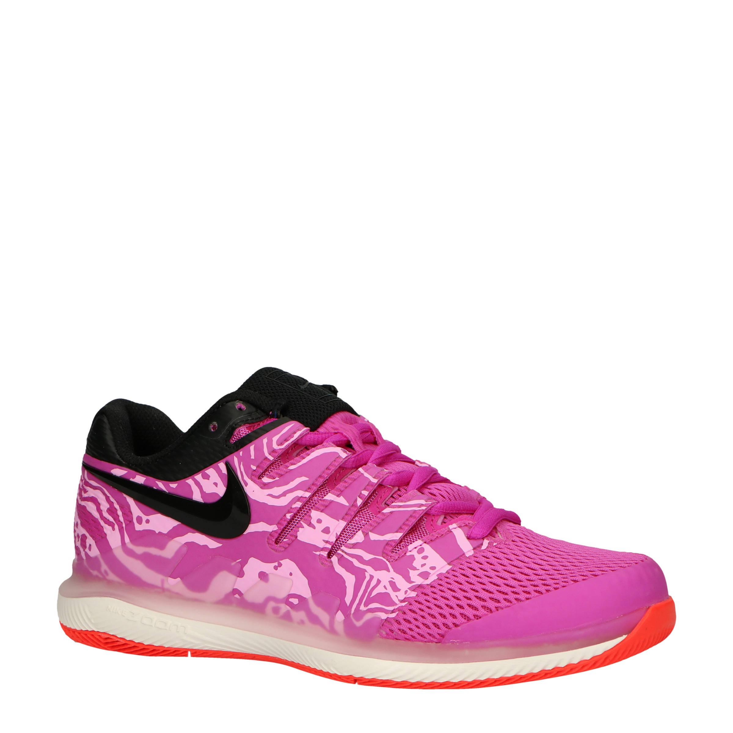 Nike Air Zoom Vapor X HC tennisschoenen   wehkamp
