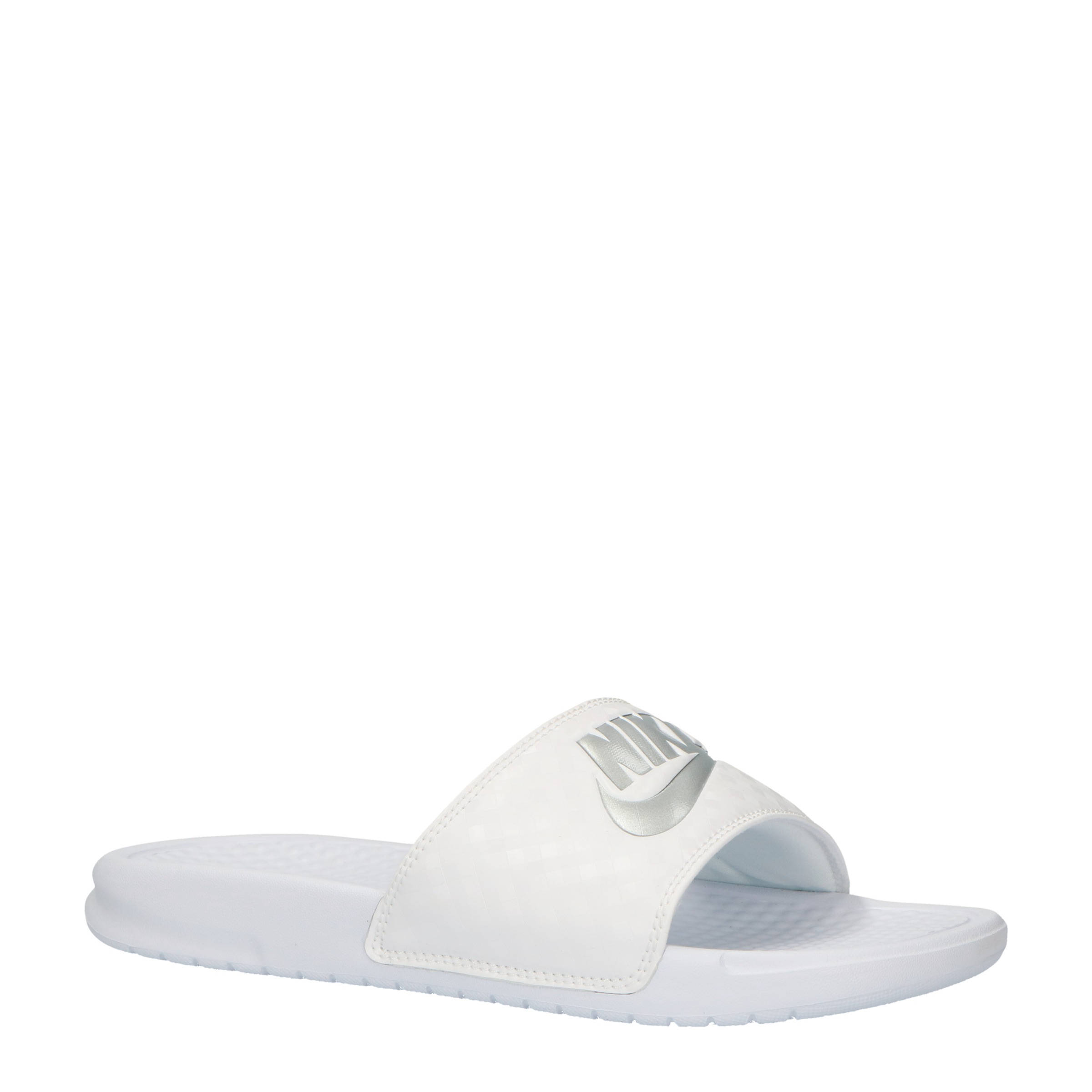 Slippers Witzilver Wehkamp Metallic Nike Jdi Benassi v61RaPwq