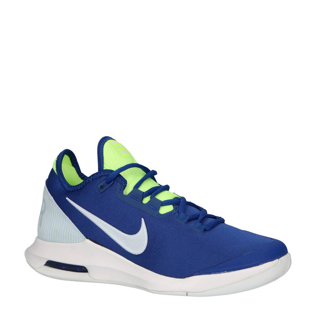 Nike Air Max Wildcard HC tennisschoenen, Blauw/wit