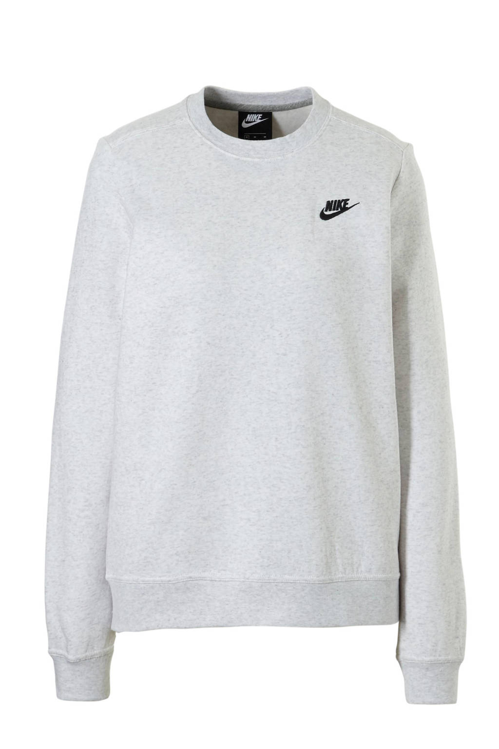 Nike sweater wit, Wit