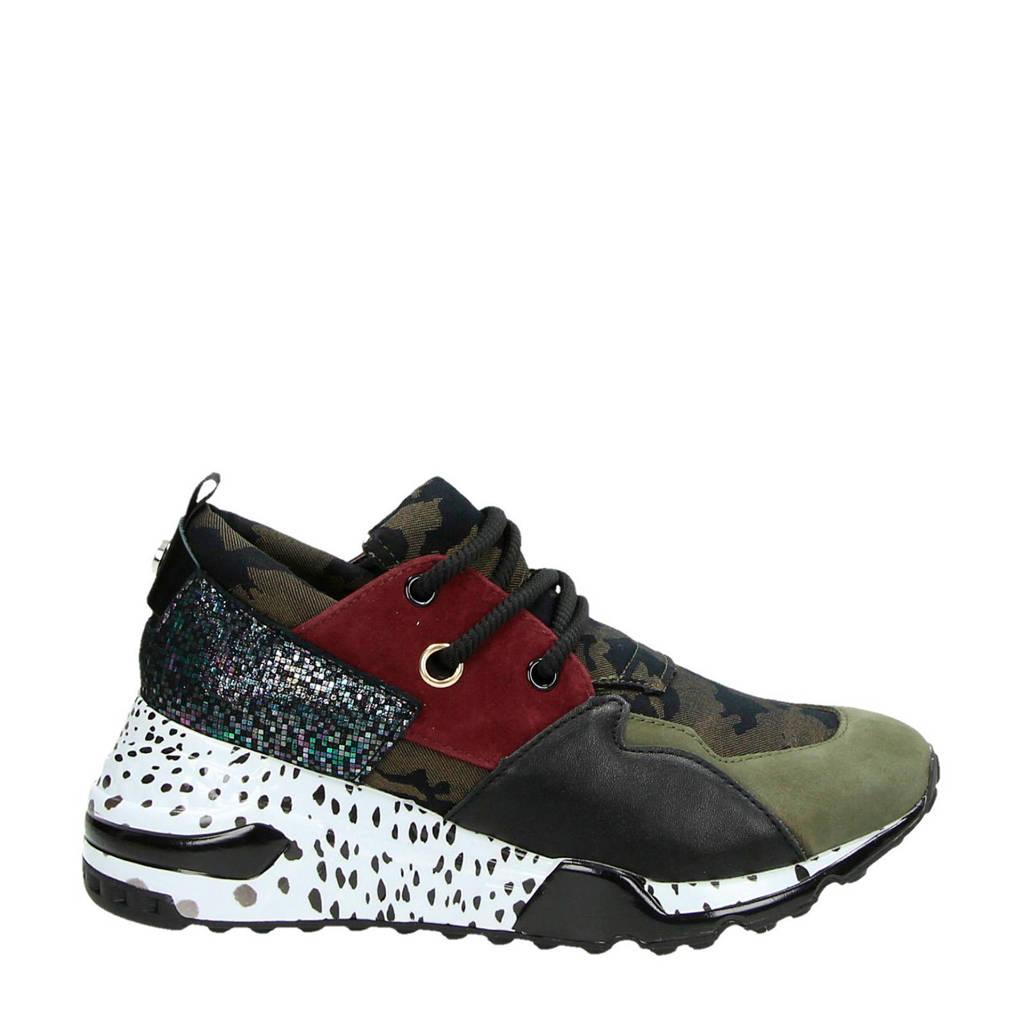 Sneakers Sneakers Kaki Madden Madden Cliff Steve Cliff Steve EpvXqv1xw