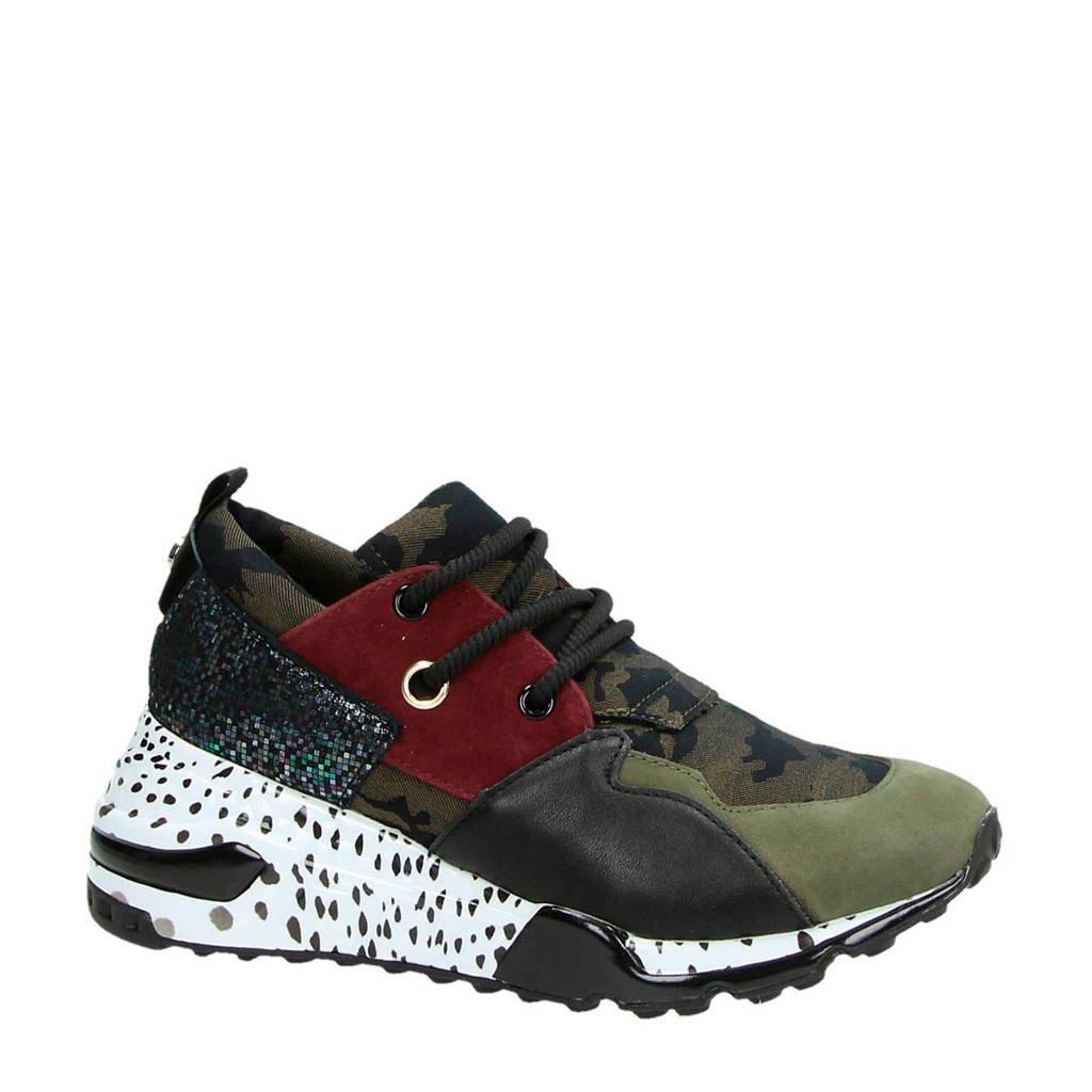 Steve Madden  sneakers Cliff kaki, Kaki