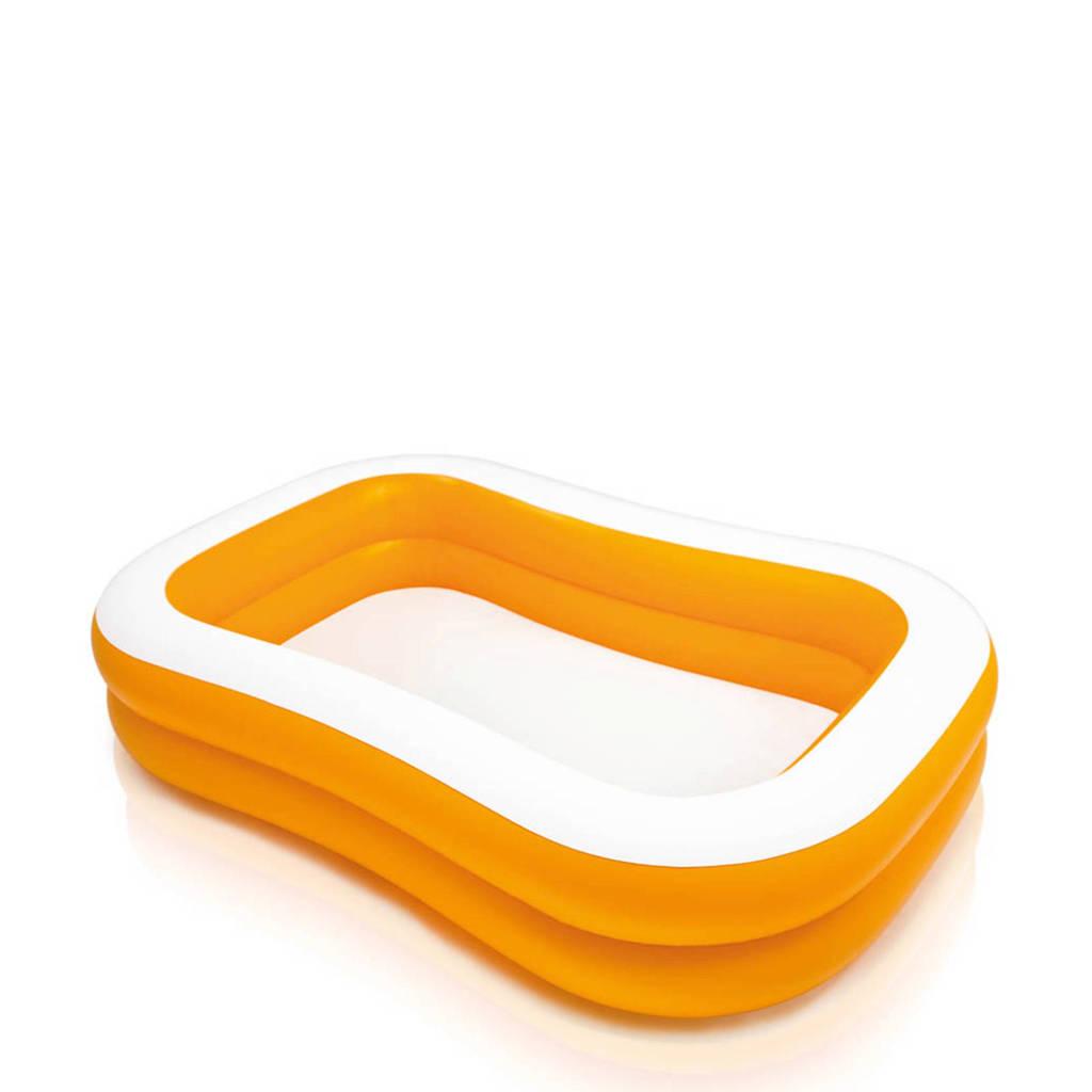Intex Mandarin zwembad (229x147 cm)