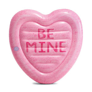 luchtbed Candy heart