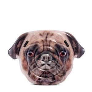 luchtbed Pug Face hond