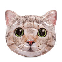 Intex luchtbed Cat Face poes