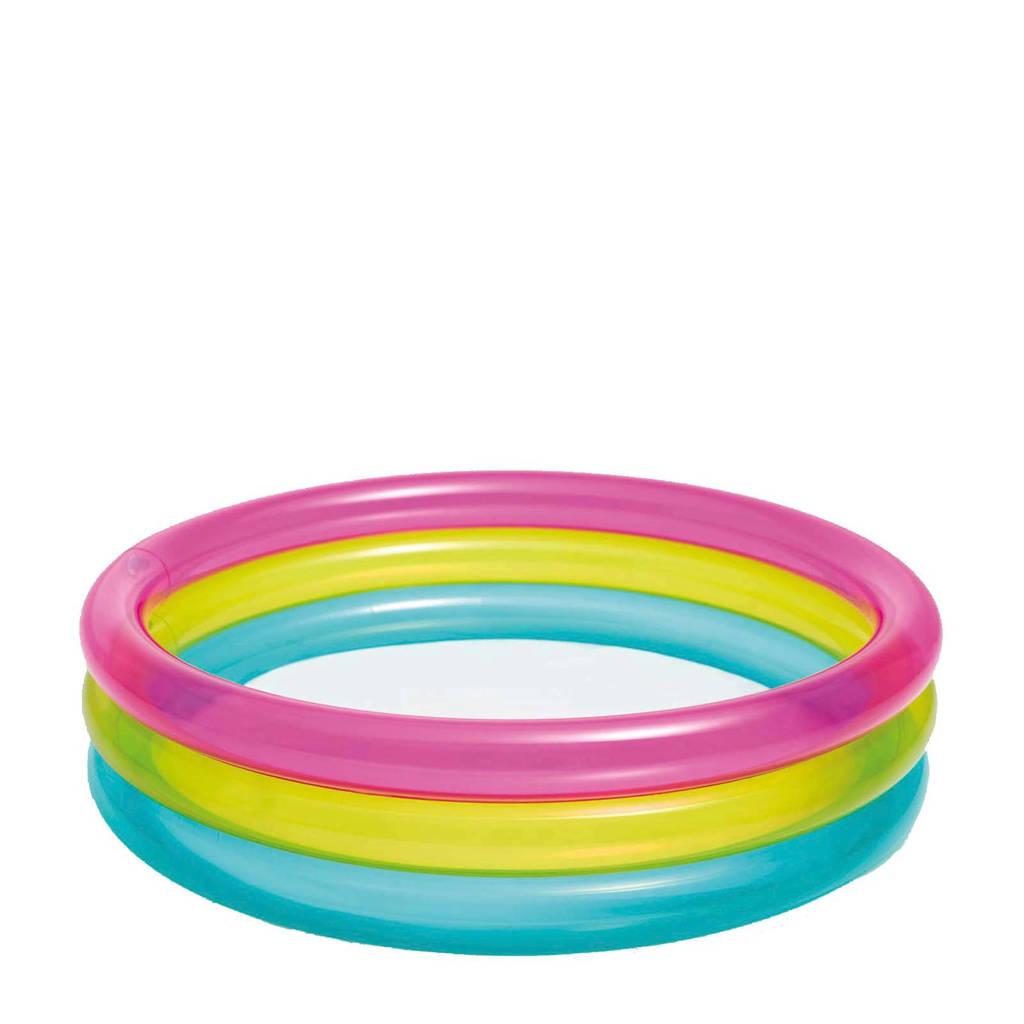 Intex zwembadje, Meerkleurig