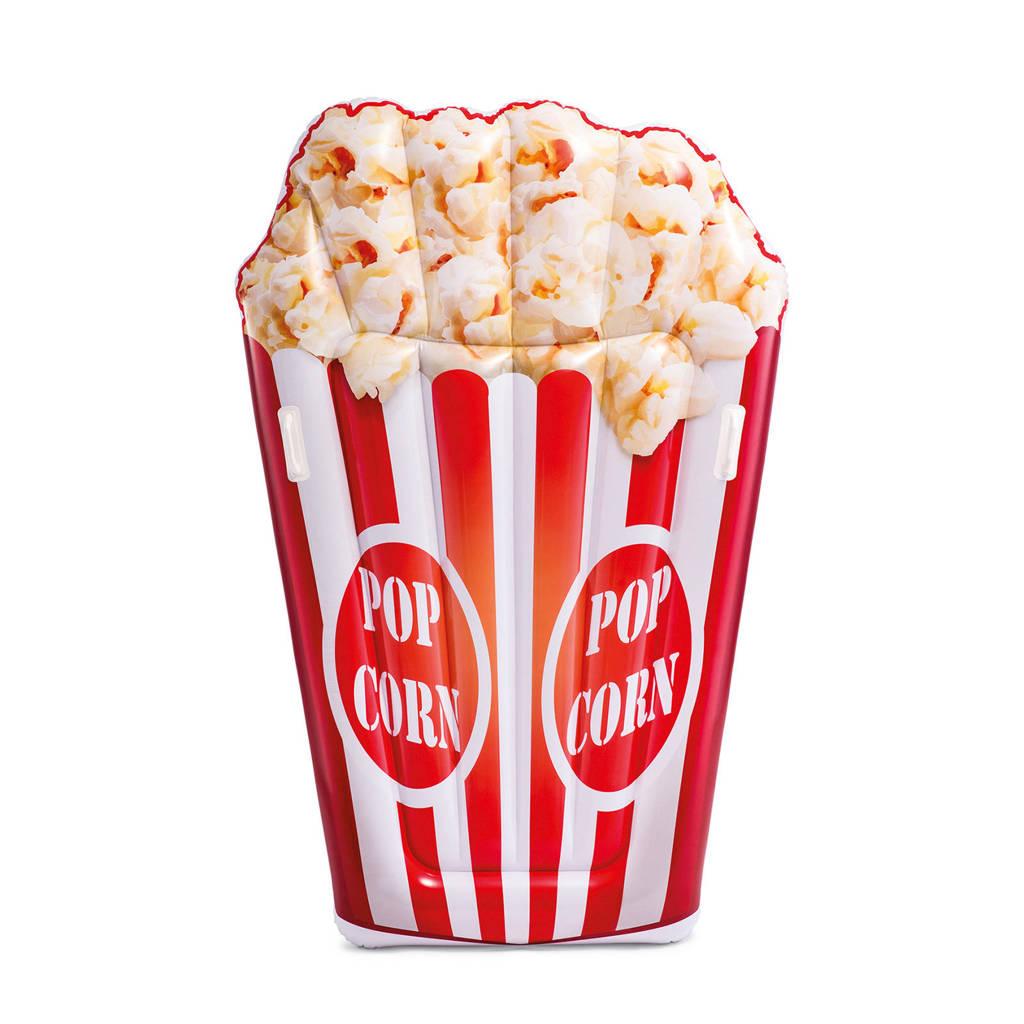 Intex luchtbed popcorn