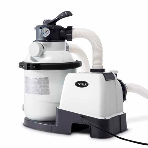Intex zandfilterpomp 220-240V 4000 liter per uur wit kopen