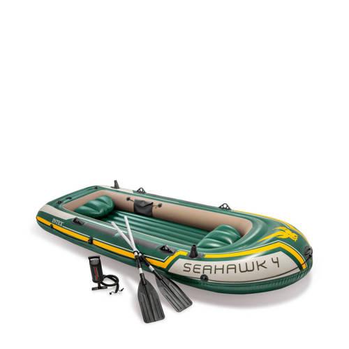 Intex Seahawk 4 Set 4-persoons opblaasboot