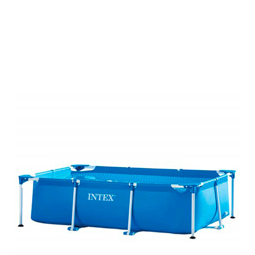 Intex Metal Frame zwembad (260x160 cm)