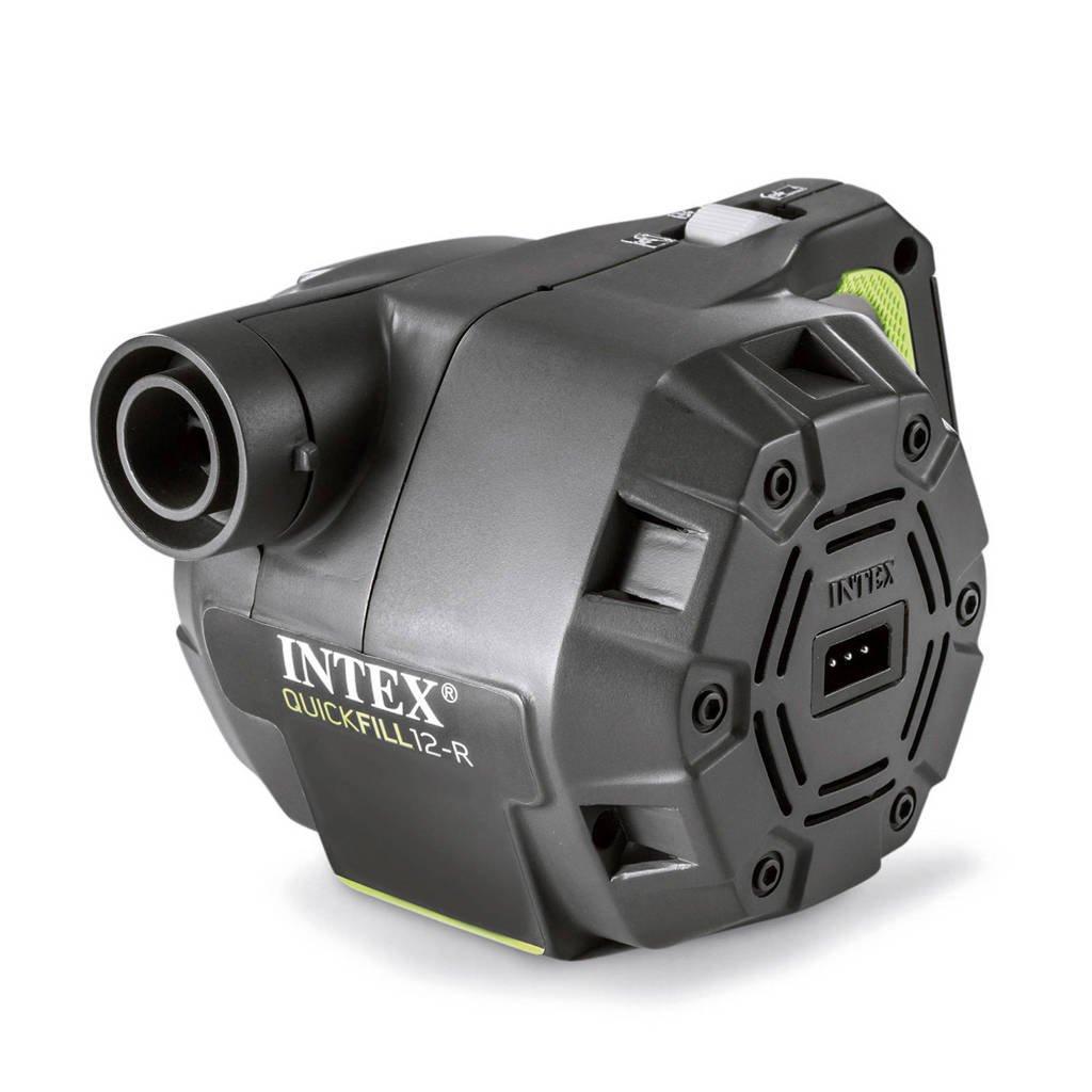 Intex Quickfill deluxe met accu luchtpomp
