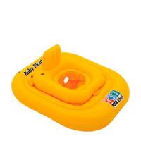 Intex baby zwemband met zitje, Geel