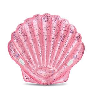 luchtbed roze zeeschelp