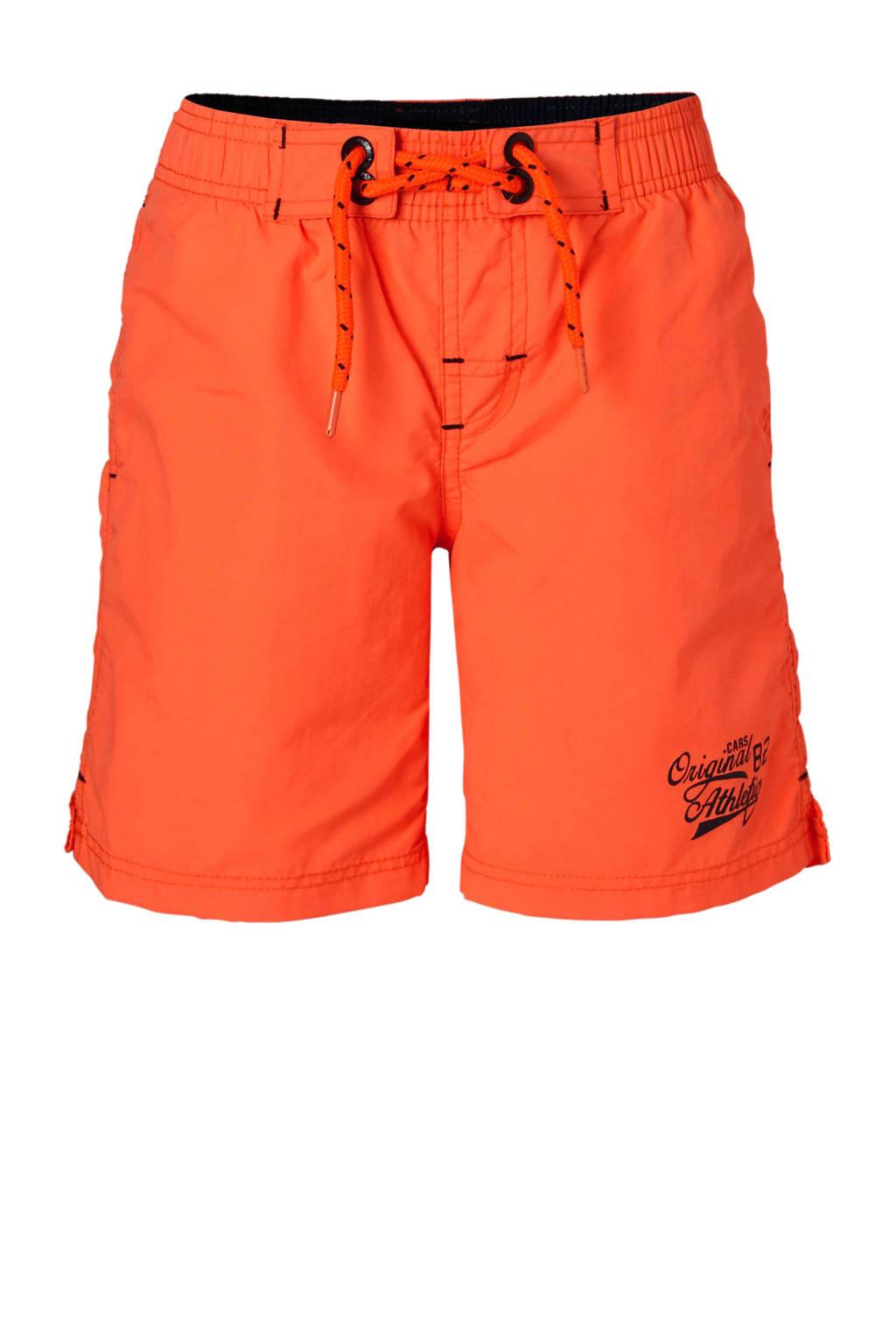 Cars zwemshort oranje, Oranje