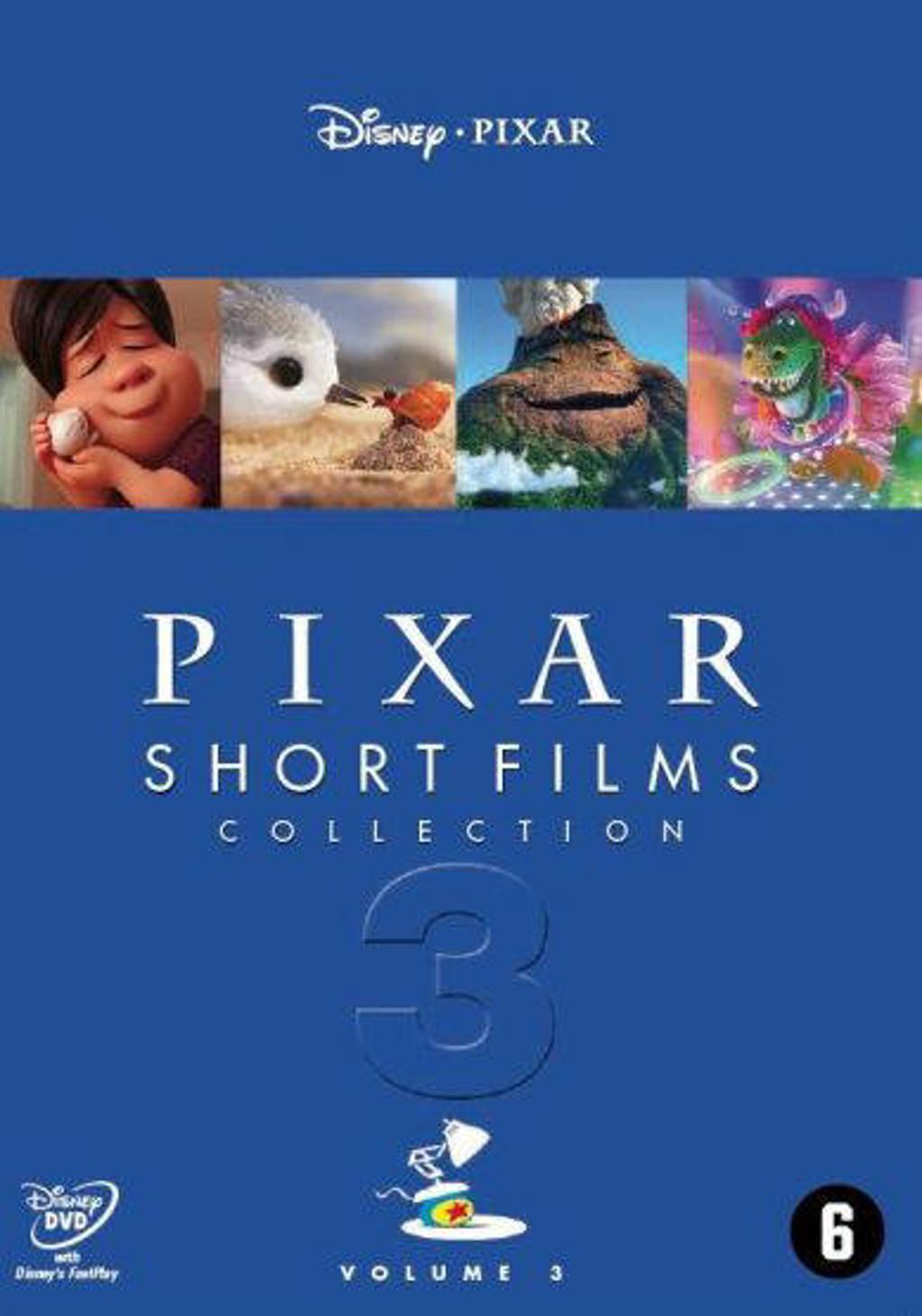 Pixar shorts 3 (DVD)