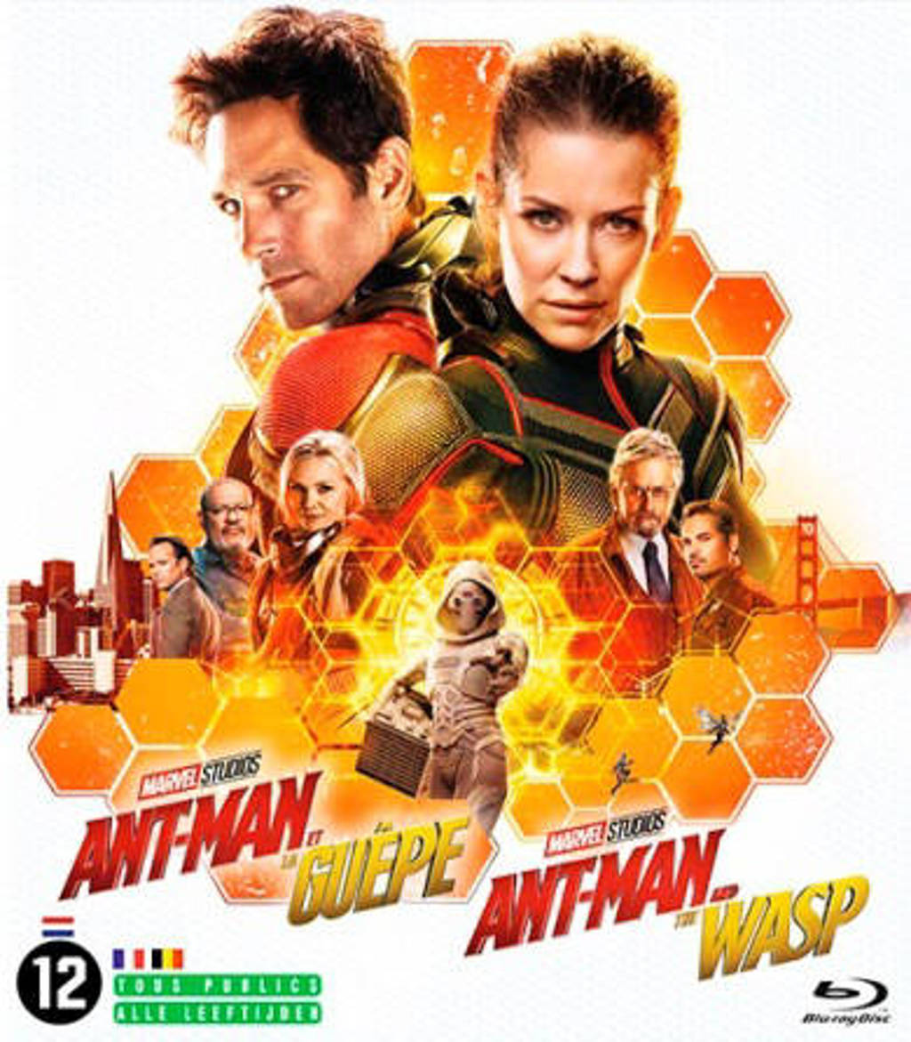 Ant man & the Wasp (Blu-ray)