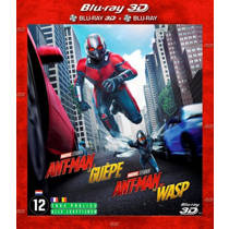 Ant man & the Wasp (3D) (Blu-ray)