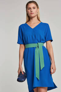 whkmp's own jurk kobaltblauw/groen, Kobaltblauw/groen