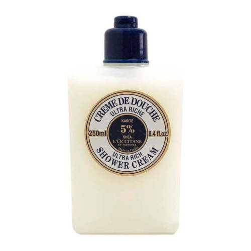 Shea Butter Ultra Rich Shower Cream 250 ml