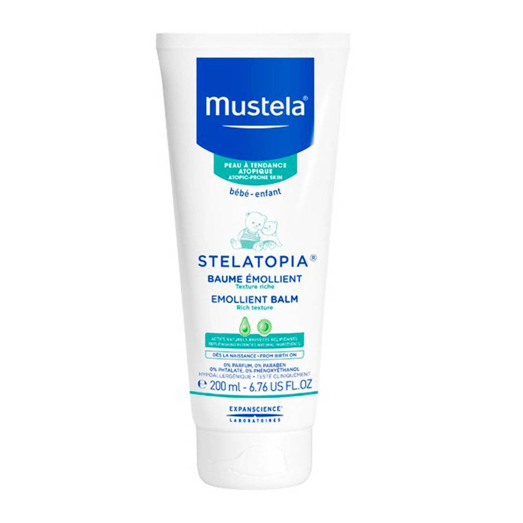 Mustela Stelatopia Emollient Balm - 200 ml