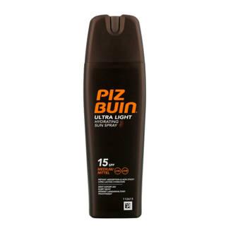Ultra Light Hydrating SPF 15 zonnespray - 200 ml
