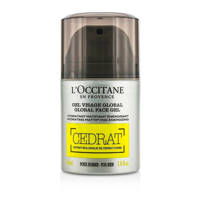 L'Occitane Cédrat Global Face Gel For Men - 50 ml