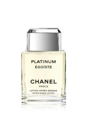 Platinum Egoïste aftershave lotion - 100 ml