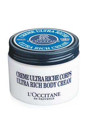 Shea Butter Ultra Rich Body Cream - 200 ml