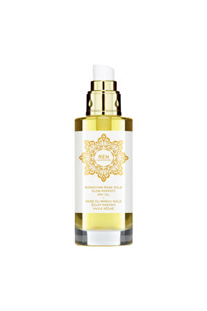Moroccan Rose Gold Glow Perfect gezichtsolie - 100 ml