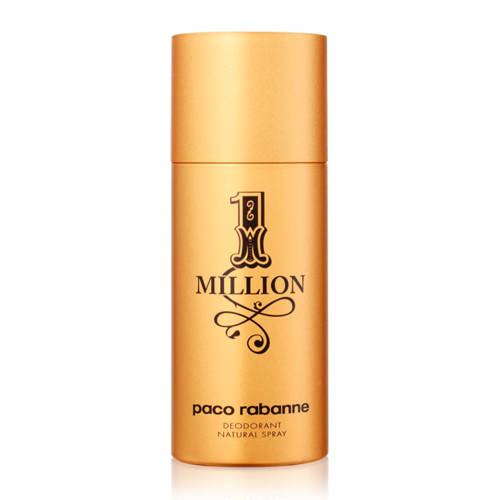 Rabanne 1 Million Deodorant Spray 150ml