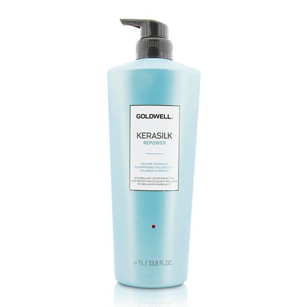 Goldwell Kerasilk Repower Volume Shampoo - 1000 ml