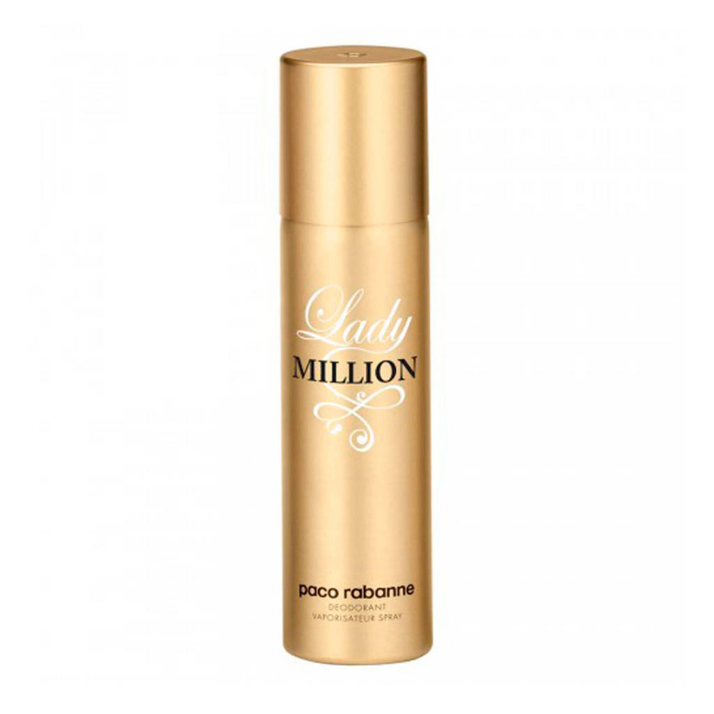 Paco Rabanne Lady Million deodorant - 150 ml