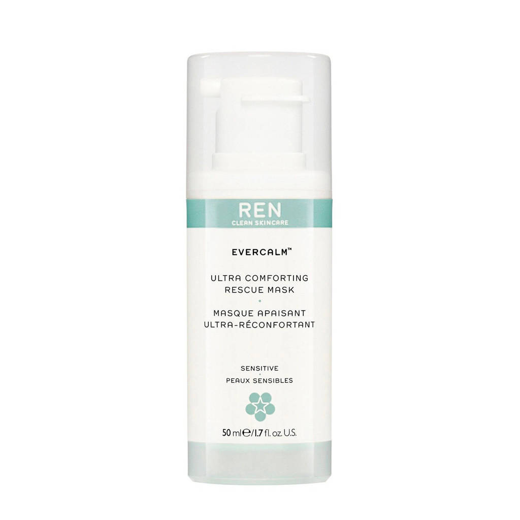 REN Skincare Evercalm Ultra Comforting gezichtsmasker - 50 ml