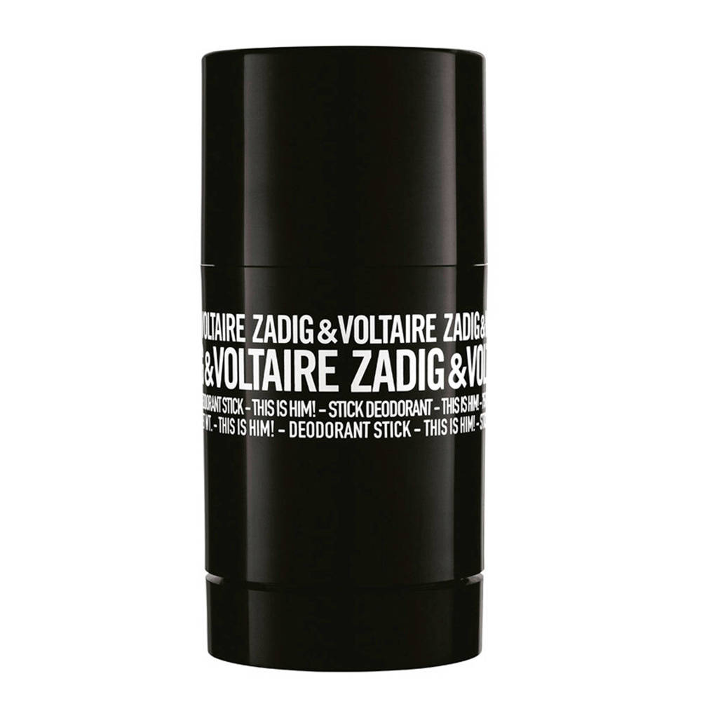 Zadig & Voltaire This Is Him! deodorant