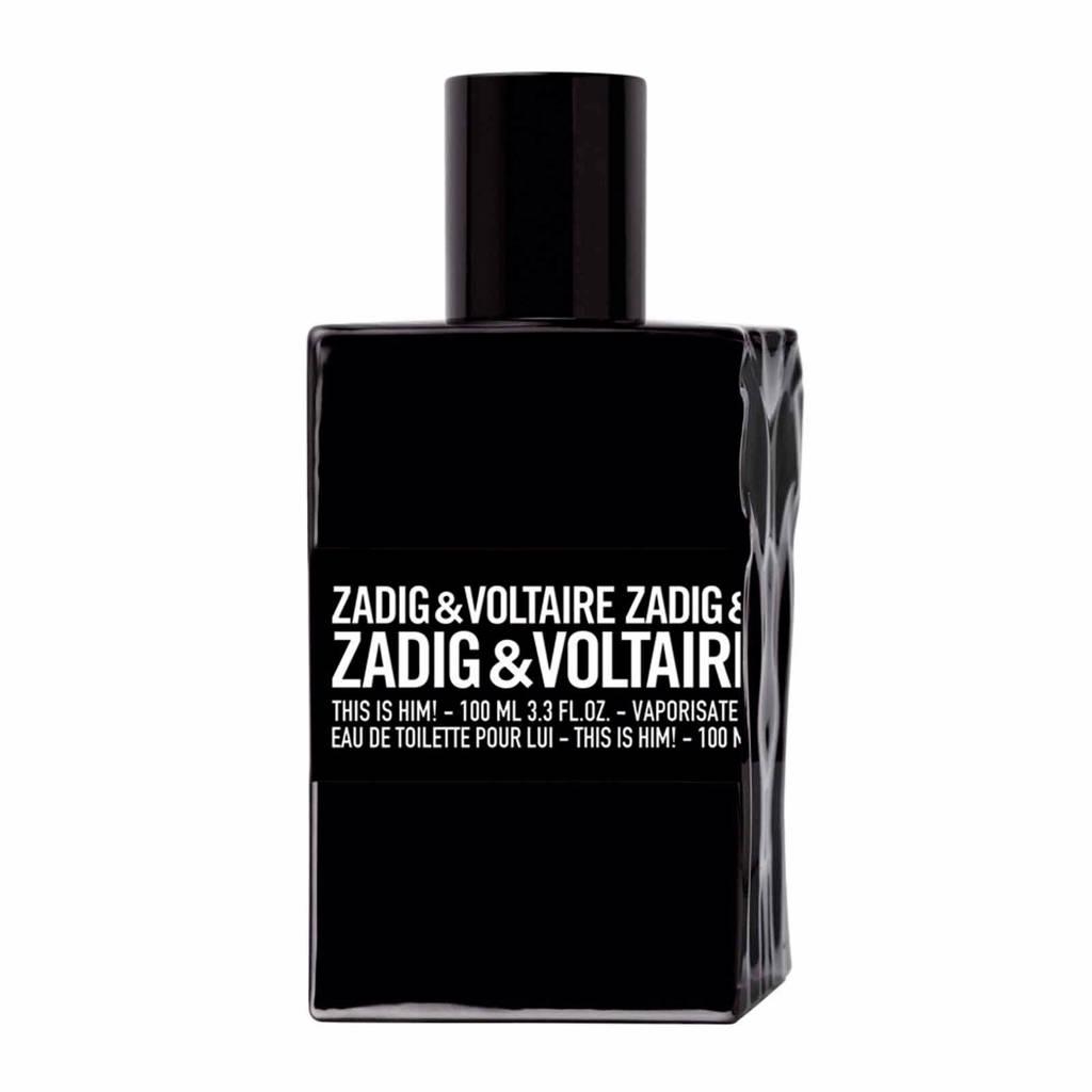Zadig & Voltaire This Is Him! eau de toilette - 50 ml