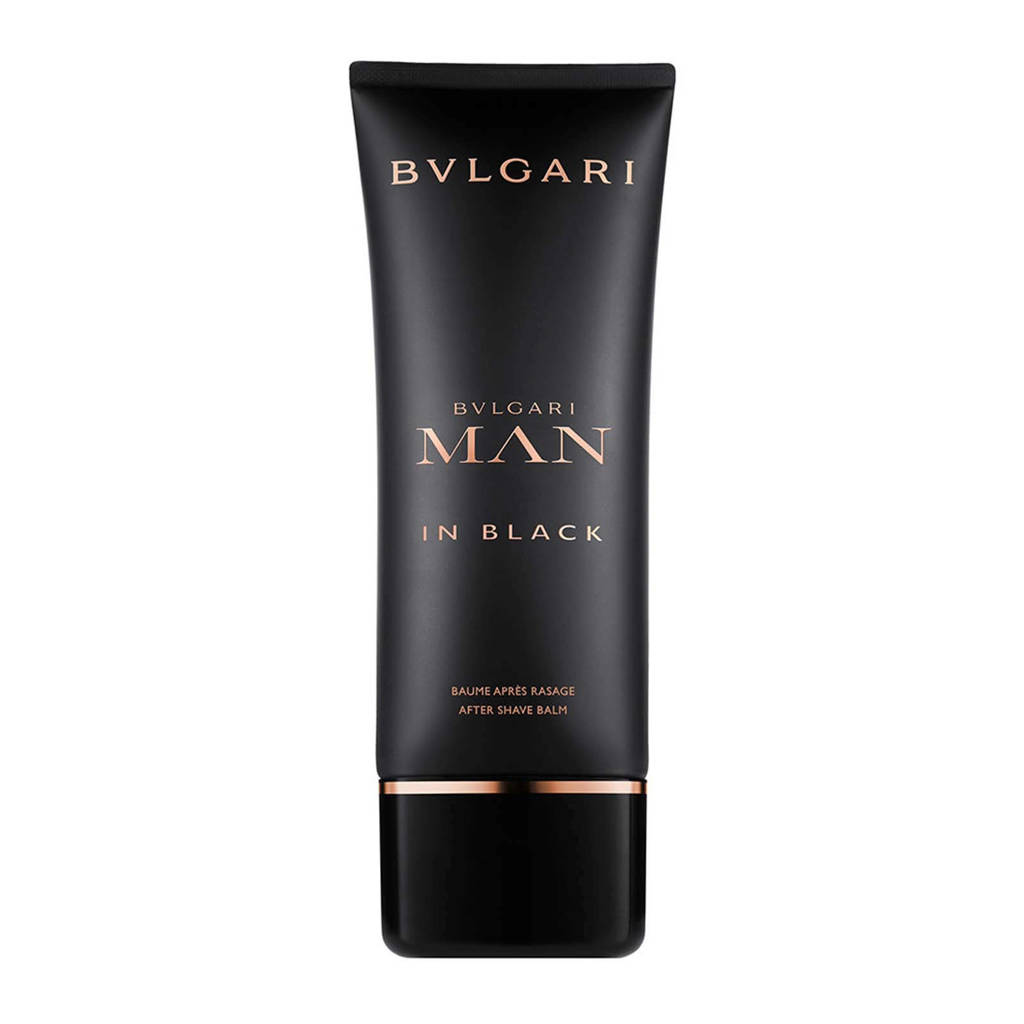 Bvlgari Man In Black After Shave Balm - 100 ml