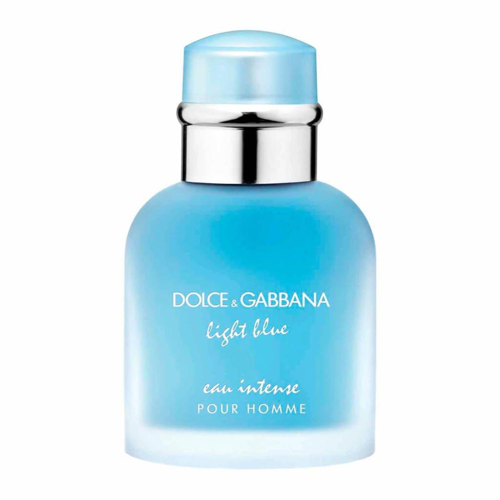 Dolce & Gabbana Light Blue Eau Intense Pour Homme eau de parfum - 50 ml