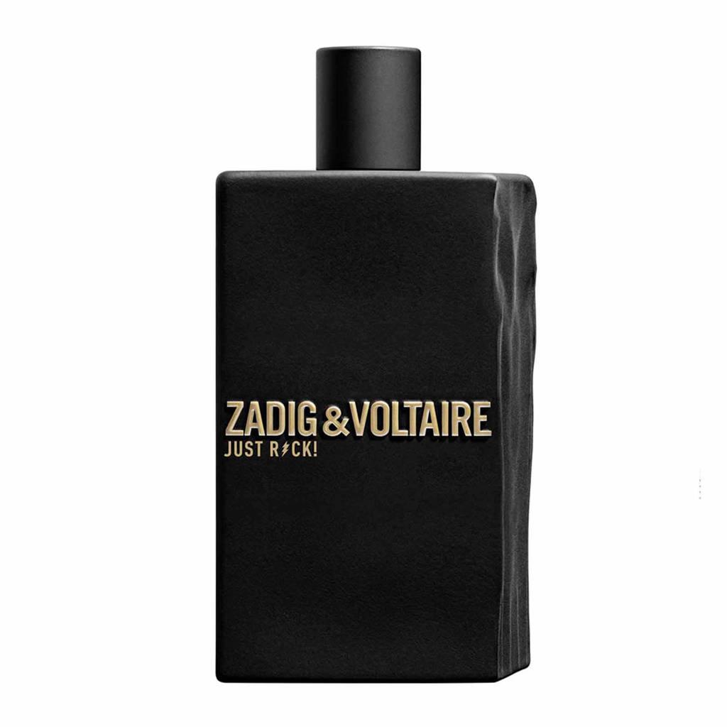 Zadig & Voltaire Zadig & Voltaire Just Rock! For Him eau de toilette - 50 ml