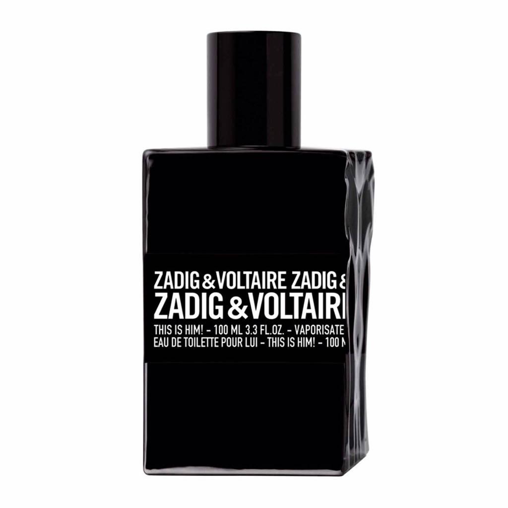 Zadig & Voltaire This Is Him! eau de toilette - 100 ml