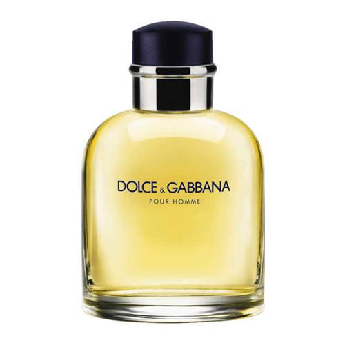 Dolce & Gabbana Pour Homme Eau de Toilette (EdT) 75 ml gelb